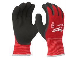 Gedipte winterwerkhandschoenen snijklasse 1 Winter Level 1 Gloves