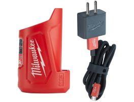M12™ compacte lader en energiebron M12 TC